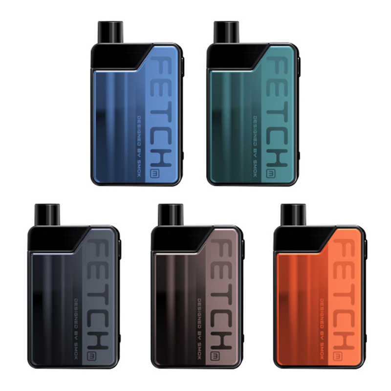 Newest 1200mAh Pod Vape Mod Kit SMOK Fetch Mini Kit