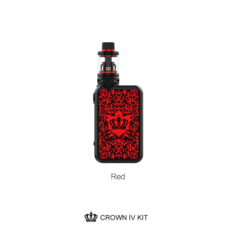 200W Mods Vape Uwell Crown 4 Kit with Crown 4 Tank
