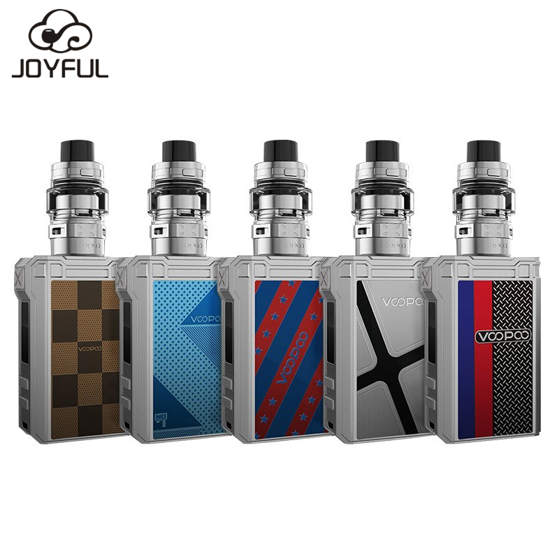 4400mAh Built-in Battery Voopoo Alpha Zip Mini Box Mod Kit with 4ml Maat Tank