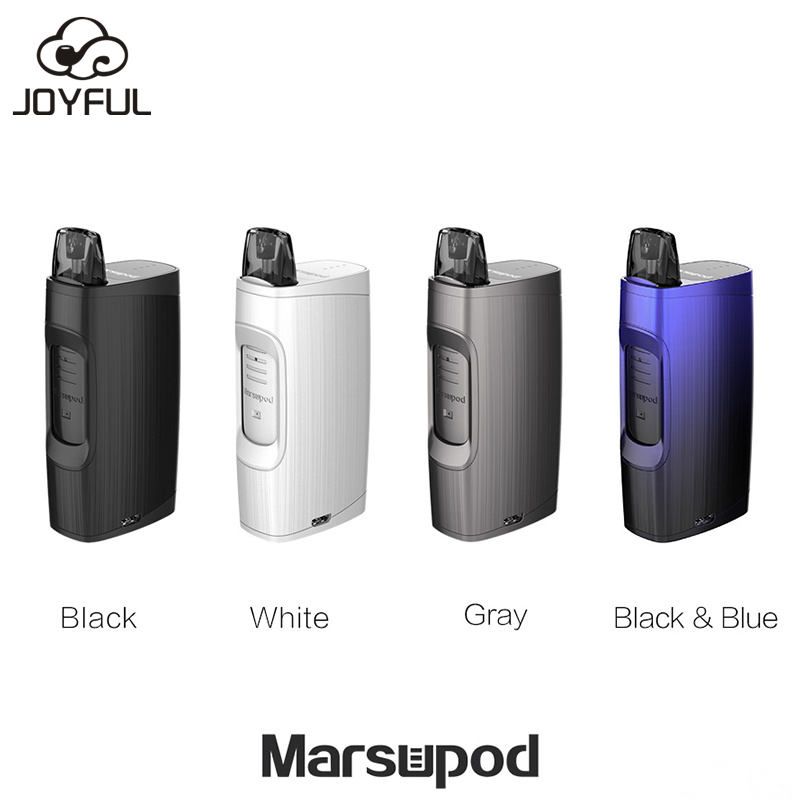 150mAh 1.3ml Pod System Vape Kit Uwell MarsuPod PCC Kit with 1000mAh Charging Case